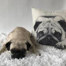Pug Puppy Cute Sad Face Pillow Case