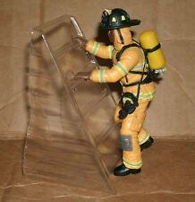 1/18 Scale Fireman on Ladder Figure - FireFighter Diorama Accessory Papo 70007