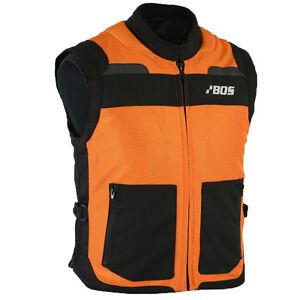 BIKER JACKET BIKER Textiles Jacket+Back Protector Size S-5XL