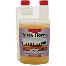 CANNA Terra Flores Plant Nutrients Hydroponics 1l