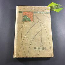 ANTIQUE c.1920's ART NOUVEAU DECO POST CARDS ALBUM VINTAGE PHOTO ADVERTISING