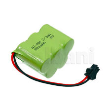 Rechargeable Battery Ni-MH 2/3AA with Cable 2 Pin 6V 800mAh