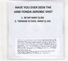 (HM650) Have You Ever Seen The Jane Fonda Aerobic VHS?, Be My Baby - 2016 DJ CD