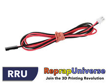 2-pin Cable Male to Female 70 cm | Reprap | 3D Printer Drucker | RAMPS 1.4 | MKS