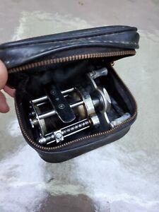 Vintage Pflueger Bait Casting Reel Model 1895 With Case