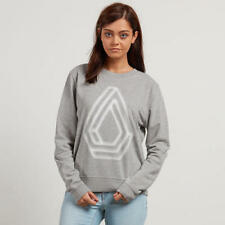Volcom Sound Check Fleece Heather Grey S