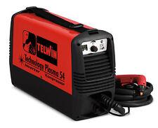 TELWIN TAGLIO AL PLASMA INVERTER TECHNOLOGY PLASMA 54 KOMPRESSOR 230V cod 815088