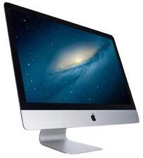 "Apple iMac 27"" Late 2013 - 3.4 GHz Intel Core i5 Processor - 256GB SSD - 8GB RAM"