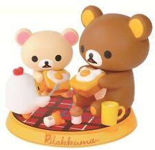 banpresto Rilakkuma -egg theme- diorama figures Japan Import F/S S0801