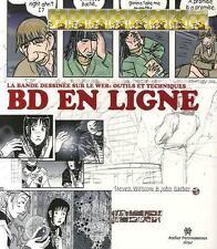 BD en ligne - La bande dessinée sur le web - outils et techniques - Neuf