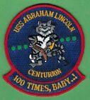 Внешний вид - CVN-72 USS ABRAHAM LINCOLN CENTURION TOMCAT PATCH