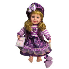 Realistic Lifelike Vinyl Collectible Doll Limited CathayCollection, Doll Kelly