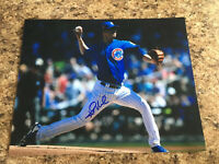 Alec Mills Signed 8x10 Photo Chicago Cubs Autograph