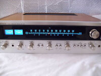 Pioneer SX-727  Receiver incl phono MM + woodcase