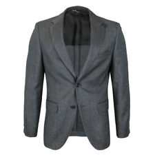 Hugo Boss - Jestorl Black Tweed Blazer - 54/UK44 - *NEW WITH TAGS* RRP £400