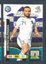 PANINI EURO 2012-ADRENALYN XL-HELLAS-GREECE-DIMITRIS SALPINGIDIS