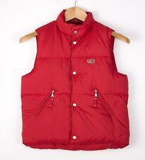 NAPAPIJRI Women Down Feather Puffer Waistcoat Vest Gillet Size 6 - XS AMZ1258