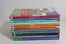 HTF lot of 12 different Magic Tree House Research Guides Mary Pope Osborne