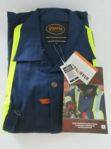 Pioneer Coveralls Blue Size 48