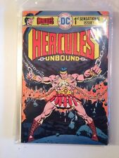 Hercules Unbound 1-12 Complete Near Mint Lot Set Run