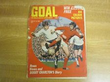 August 1968, GOAL, 1, George Best, Alan Ball, Maurice Setters, Trevor Brooking.