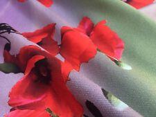 Italian Twill Silk 100%, 'Giulia' (0.95m x 0.95m piece) Scarf Pieces