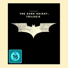 ••••• The Dark Knight Trilogie (Christian Bale) (Blu-ray) 5-Disc Special Edition