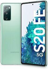 "SMARTPHONE SAMSUNG GALAXY S20 FE 5G 128GB 6GB RAM DUAL SIM DISPLAY 6.5"" NUOVO"
