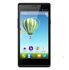 "Smartphone Haier W858 Nero Dual Sim 5"" HD 4GB Slot MicroSD 5 Mpx Android Italia"