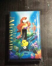 PERSONALIZED Little Mermaid Ariel Disney Light Switch Covers Disney Home Decor