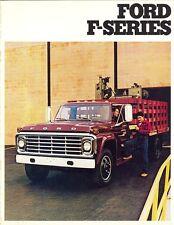 1979 Ford F-Series Truck Brochure F-600/F-700/F-800 ++