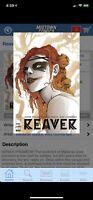 REAVER #1 Image Comic Book First Print NM HOT SOLD OUT 2019 Justin Jordan NM