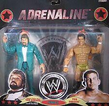 CATCH WWE  Pack MILLION DOLLAR MAN & TED DIBIASE Adrenaline 37