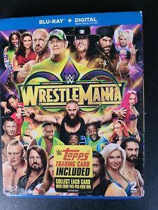 WWE Wrestling  / Wrestle Mania 2018 / 2 Disc Blu-ray Set