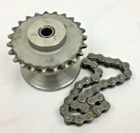 Bruno VSL 6900 Wheelchair Lift Motor Arm Gear + Chain Replacement Part Used