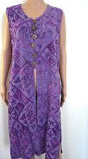 Tunique légère ♥ DOU-DOU'S ♥ Taille L/XL 42 44 46 48 ethnique hand batik femme