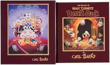 Carl Barks Oil Painting & Drawing Book DISNEY FINE ART DONALD DUCK PP 98 Scrooge