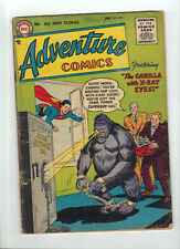 """Adventure 219, Superboy and the """"Gorilla with the X-ray eyes"""""""
