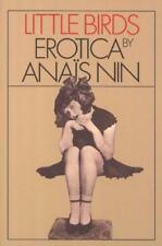 Book - Little Birds : Erotica by Anaïs Nin (1979, Hardcover)