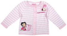Jerséis y cárdigans de niña de 2 a 16 años rosa 100% algodón