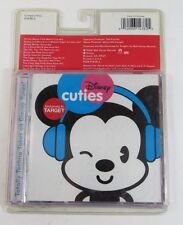 Disney CD Cuties Totally Techno Takes on Disney Tunes Target Exclusive 2006 Dan