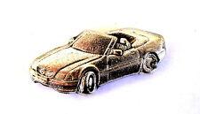 AUTO Pin / Pins - MERCEDES BENZ SLK CABRIO wunderschöne 3D Optik [2078B]