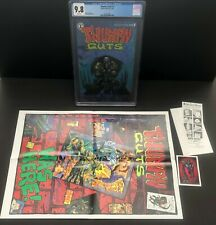 OVP mit Poster /& Card 1993 Kevin Eastman /& Simon Bisley Thump´n Guts No.1