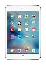 Brand New Apple iPad mini 4 128GB, Wi-Fi, 7.9in - Silver- Free Priority Shipping