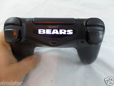PlayStation 4 PS4 Dual Shock Controller Chicago BEARS Light Bar Decal Sticker