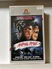 Animal Rage 1988 Primal Rage VHS Horror/Trash Sammlung Rarität no dvd uncut