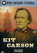 American Experience Kit Carson DVD Region 1 841887009270