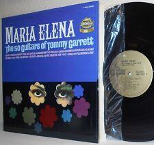 1963 50 GUITARS of TOMMY GARRETT LP Maria Elena Mint Minus / Mint Minus MONO