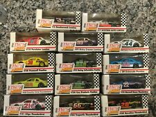 1991 1:64 Revell Racing Collectables - (14 Different Cars)