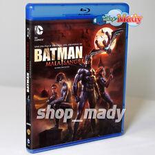 Batman Mala Sangre / Batman: Bad Blood Blu-ray ESPAÑOL LATINO Región A